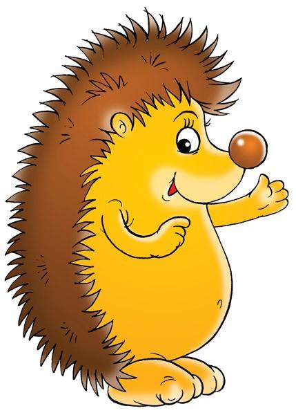 Immagine del prodotto Adesivi da finestra No.30 hedgehog