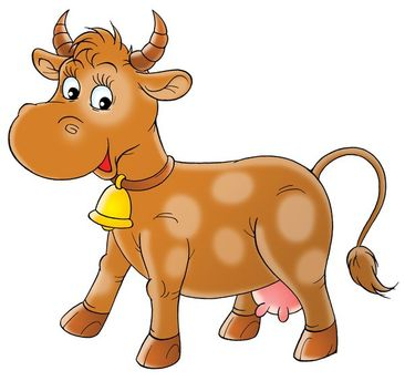 Product picture Window Sticker no.38 cow