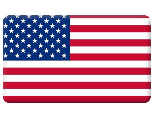 Immagine del prodotto Poster adesivo Flag of America 1