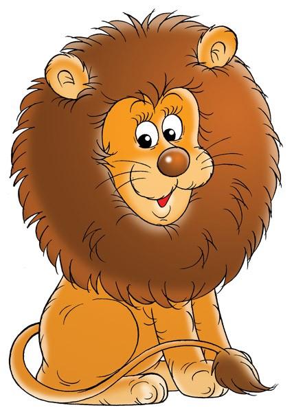 Immagine del prodotto Adesivo murale no.40 Good Lion