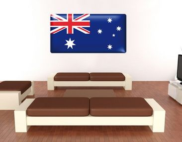 Produktfoto Wall Mural Flag of Australia 2