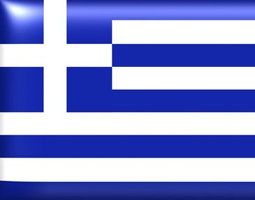 Product picture Wall Mural Flag of Greece