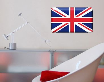 Produktfoto Selbstklebendes Wandbild Flag of Great Britain