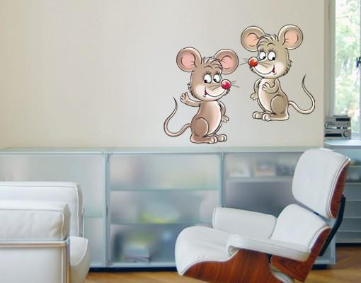 Immagine del prodotto Adesivo murale no.45 Mouse