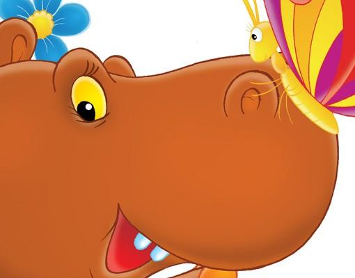 Immagine del prodotto Adesivo murale no.46 Hippo