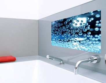 Product picture Wall Mural Dark Bubbles