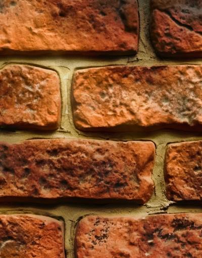 Produktfoto Selbstklebendes Wandbild Bricks