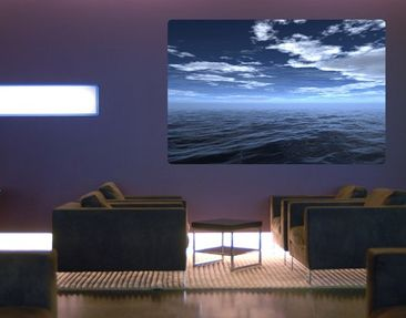 Produktfoto Wall Mural Dark Water