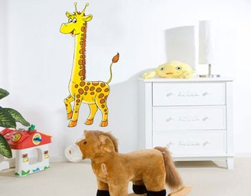 Product picture Wall Decal no.58 Proud Giraffe