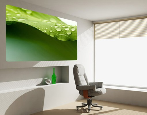 Produktfoto Selbstklebendes Wandbild Drops of Nature