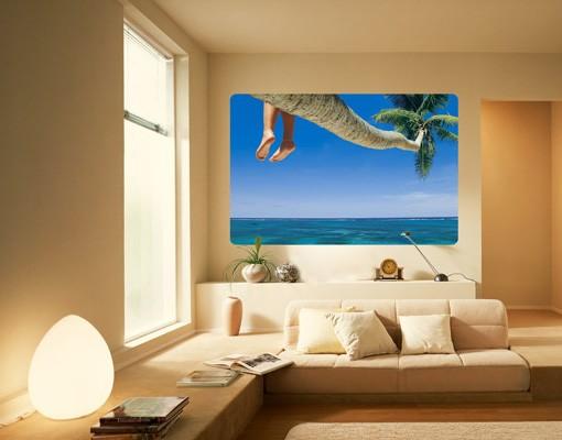 Produktfoto Selbstklebendes Wandbild Time to Relax