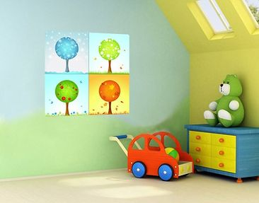 Product picture Wall Mural 4 Seasons