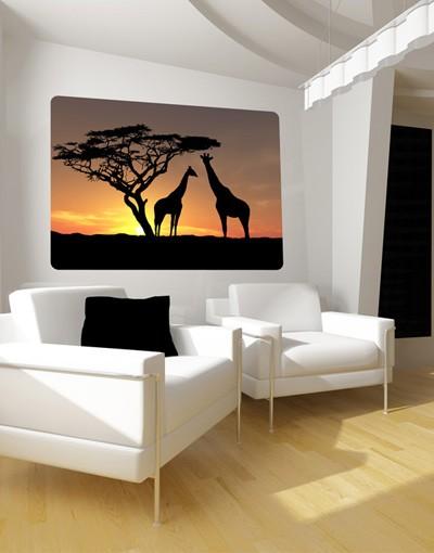 Immagine del prodotto Poster adesivo African Sunset