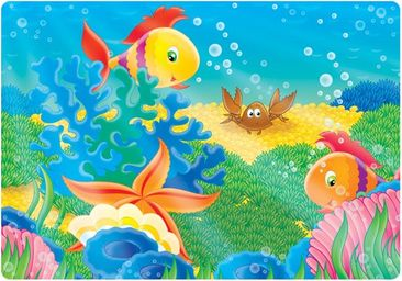 Product picture Wall Mural Aquatic Live
