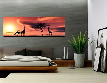 Product picture Wall Mural African Life