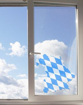 Product picture Window Sticker no.65 Bavaria