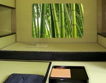 Product picture Wall Mural Bamboo Trees