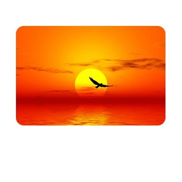 Product picture Wall Mural Fabulous Sunset