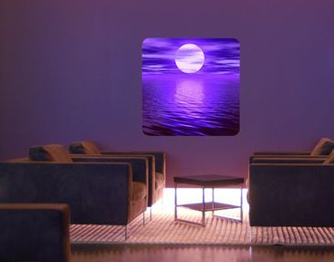 Product picture Wall Mural Fullmoon