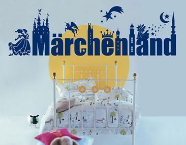 Produktfoto Wall Decal no.SF501 fairyland II