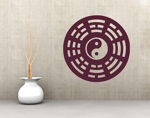 Produktfoto Wandtattoo No.SF505 Taoismus
