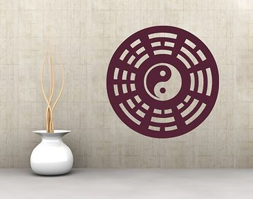 Produktfoto Wall Decal no.SF505Taoism