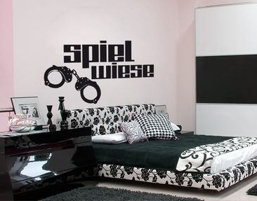 Product picture Wall Decal no.KP46 Spielwiese