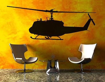 Produktfoto Wall Decal no.SF514 Bell 205