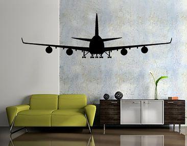 Produktfoto Wall Decal no.SF523 Boeing 747