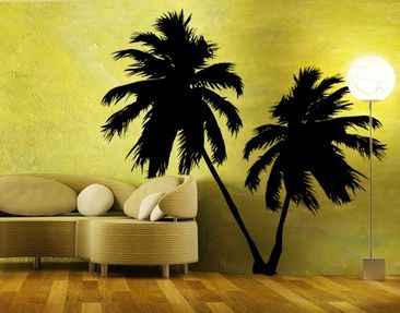 Produktfoto Wall Decal no.KP64 palms