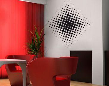 Immagine del prodotto Adesivo murale no.KP83 quadratically...