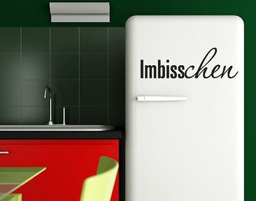Product picture Wall Decal no.UL266 Imbisschen