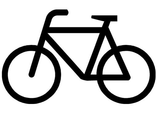 Produktfoto Wandtattoo No.372 Instantly Bike