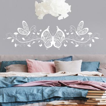Produktfoto Wall Decal no.386 Queen of butterflies