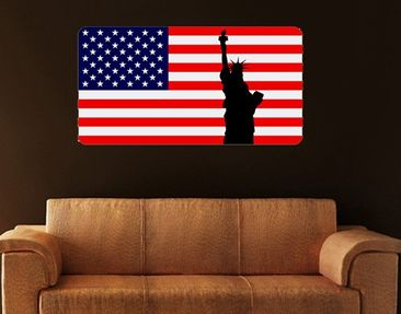 Product picture Wall Mural United States