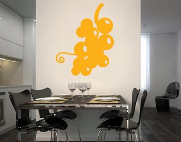 Product picture Wall Decal no.UL239 Grape