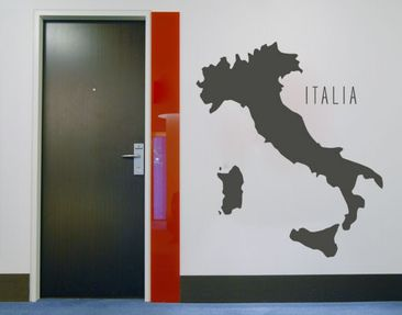 Product picture Wall Decal no.KP120 italian