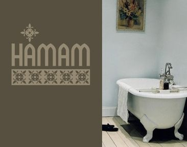 Product picture Wall Decal no.SF542 Hamam