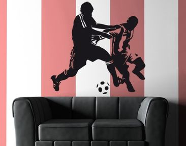 Product picture Wall Decal no.UL289 Football Duell1