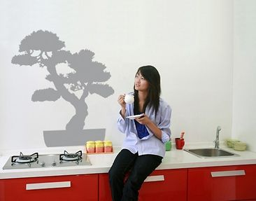 Product picture Wall Decal no.SF560 bonsai