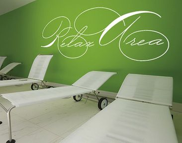 Produktfoto Wall Decal no.SF543 relax area