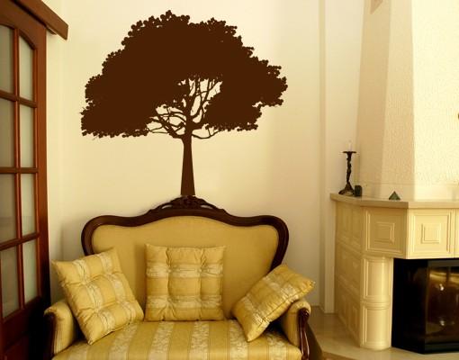 Produktfoto Wandtattoo Wald - Baum No.KP65 great tree