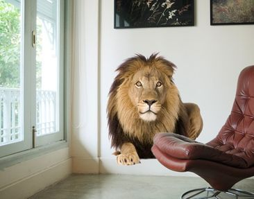 Produktfoto Wall Decal no.153 Lion I