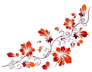 Product picture Wall Decal no.79 Tender Flower