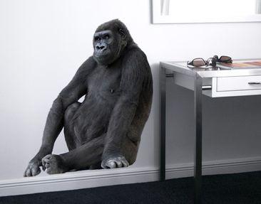 Produktfoto Wandtattoo Affe No.161 Gorilla III
