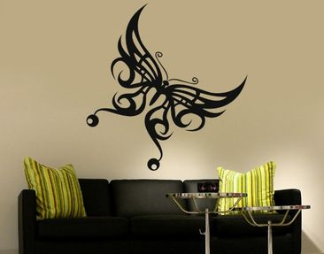 Product picture Wall Decal no.KP103 Modern butterfly