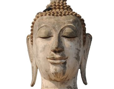 Product picture Wall Decal no.SB100 Buddha in Thailand