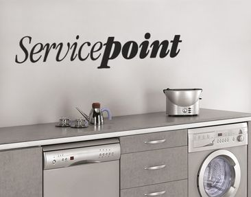 Product picture Wall Decal no.UL303 servicepoint