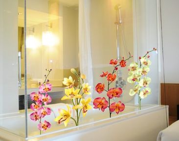 Product picture Wall Decal no.182 Orchid Set I