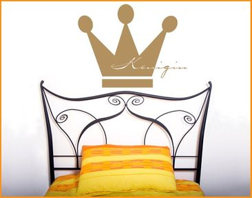 Product picture Wall Decal no.UL318 Königin